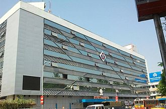 Western Railway zone - Newly cladded Churchgate Station