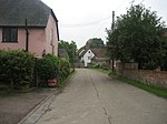 File:Church Lane, North Stoke - geograph.org.uk - 592102.jpg