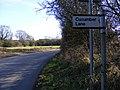 Church Lane, Weston - geograph.org.uk - 1142741.jpg