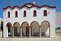 Church of Agios Apostolos in Pigadia (view from the west). Karpathos, Greece.jpg