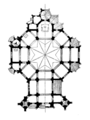 Church of Saints Olga and Elizabeth, Lviv (plan, W. Rawski).png