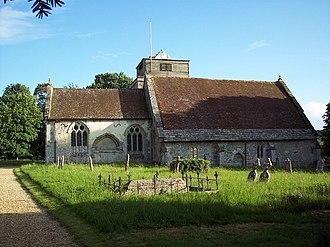 Damerham - St George's Church