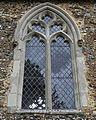 Church of St Mary, Tilty Essex England - chancel south window.jpg