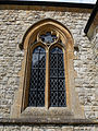 Church of the Holy Innocents, High Beach, Essex, England - nave south window.jpg