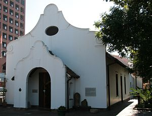 Day of the Vow - Church of the Vow, Pietermaritzburg