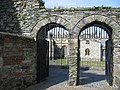 Churchyard gates - geograph.org.uk - 386591.jpg