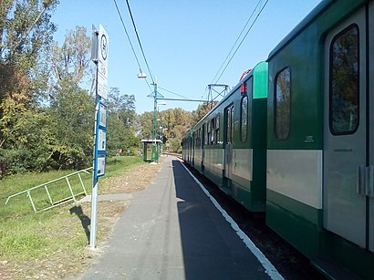 How to get to Cinkota-Újtelep with public transit - About the place