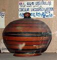 Circular Lacquered Wooden Box.JPG