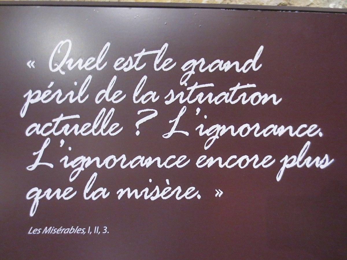File Citation De Victor Hugo 006 Jpg Wikimedia Commons