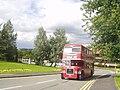 Civic Centre Drive at Pontllanfraith - geograph.org.uk - 838140.jpg