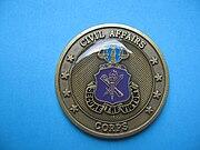 Civil Affairs Corps coin 001