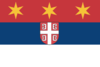 Civil Flag of Serbia 1869.png
