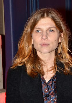 Clémence Poésy - Poésy at the 2017 Berlin International Film Festival