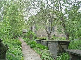 Cleckheaton - Whitechapel Church