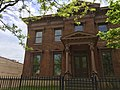 Cleveland, Central, 2018 - George Merwin House, Prospect Avenue Historic District, Midtown, Cleveland, OH (28326059058).jpg