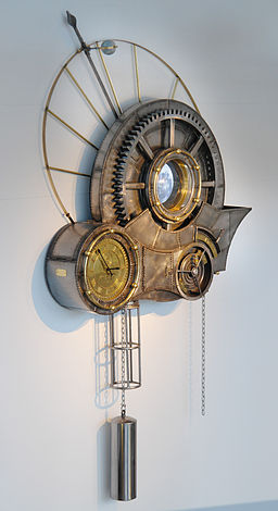 Clockwork universe by Tim Wetherell