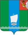 Coat of Arms of Sheksna rayon (Vologda oblast).png