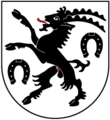 Coat of arms of swiss municipality Bivio.png