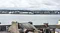 Cobh (pronounced Cove) dominates Cork Harbour one of the largest natural harbours in the world (7174173349).jpg