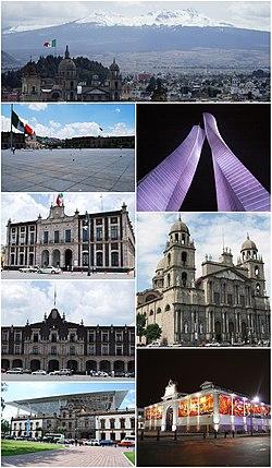 Toluca collage