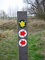 Colour coded signs - geograph.org.uk - 1139635.jpg