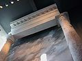 Columnes del pòrtic del fòrum de Valentia, Centre Arqueològic de l'Almoina.JPG
