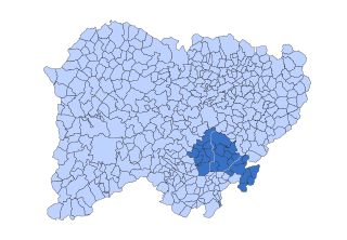 Comarca de Guijuelo Comarca in Castile and León, Spain