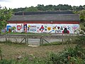 Community Centre artwork - geograph.org.uk - 219432.jpg