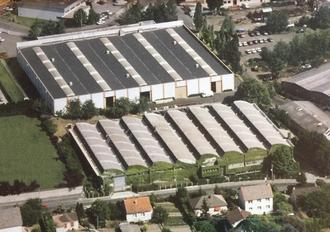 Desjardin - Desjardin Metal Packaging, corporate headquarters in 2016