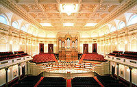 The Grote Zaal of the Concertgebouw