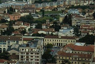 Conegliano - Image: Conegliano Train Station