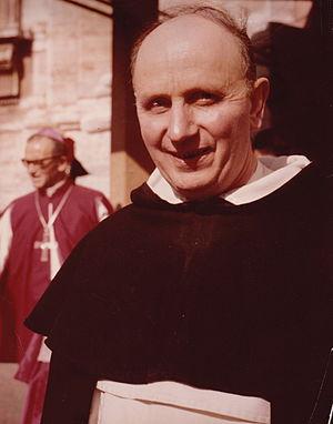 Yves Congar - Image: Congar concile 1964