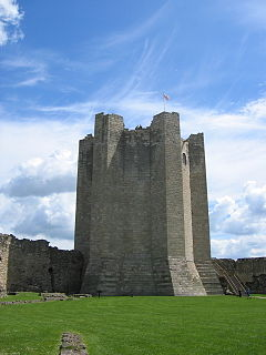 Castles in South Yorkshire Wikimedia list article