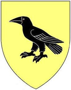 Robert Corbet (died 1420) - Image: Corbet Baronets Of Moreton Corbet Arms