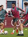 Corentin Tolisso Training 2019-04-10 FC Bayern Muenchen-5.jpg