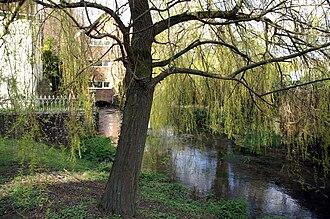 Corhampton - Image: Corhampton Mill