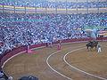 Corrida de toros del 12.08.2007, aspecto de los tendidos.jpg