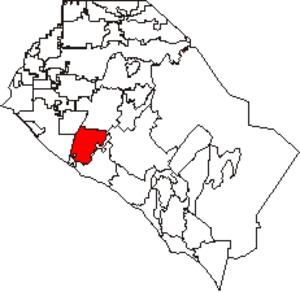 Costa Mesa High School - Map of Costa Mesa, California