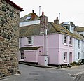 Cottages in the narrow streets of St Ives - geograph.org.uk - 783571.jpg