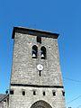 Coubjours église clocher.JPG