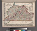 County map of Virginia and West Virginia. NYPL1510807.tiff
