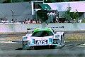Courage C32LM - Alain Ferte, Henri Pescarolo & Franck Lagorce at Ford Chicane at the 1994 Le Mans (31130456154).jpg