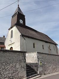 Courtrizy-et-Fussigny (Aisne) église (02).JPG