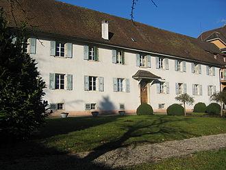 Delémont - Old Capucin convent