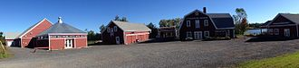 Tatamagouche - Creamery Square, Tatamagouche (Click for more detail)