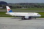 Croatia Airlines Airbus A319-112 9A-CTG (26364887233).jpg