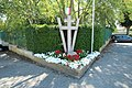 Croix de Lorraine à Saulx-les-Chartreux le 21 août 2015.jpg