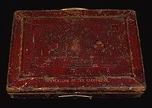 Gladstone's budget briefcase (Wiki)