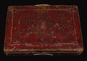 Gladstone's Red Box