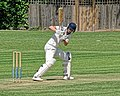 Crouch End CC v North London CC at Crouch End, Haringey London 12.jpg